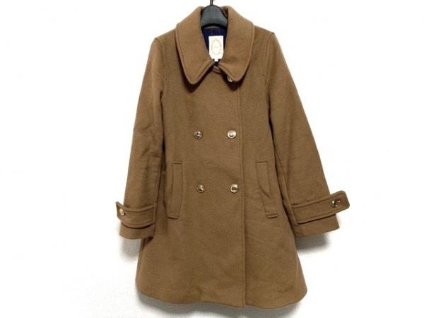 KHAJU(カージュ) コート サイズ36 S レディース ライトブラウン 冬物