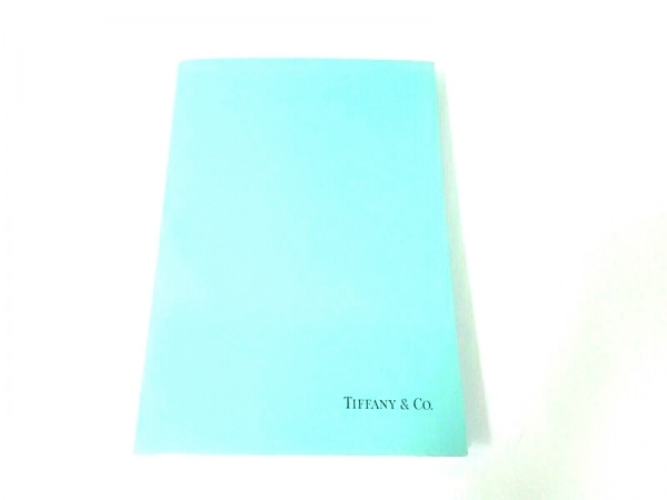 TIFFANY&Co.(ティファニー) 小物 レッド×白×ライトブルー ペーパー