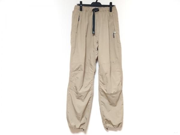 mont-bell(モンベル) パンツ サイズXL レディース美品  ベージュ