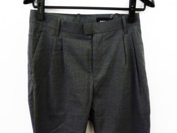 ダイエットブッチャースリムスキン パンツ サイズ2 M メンズ グレー