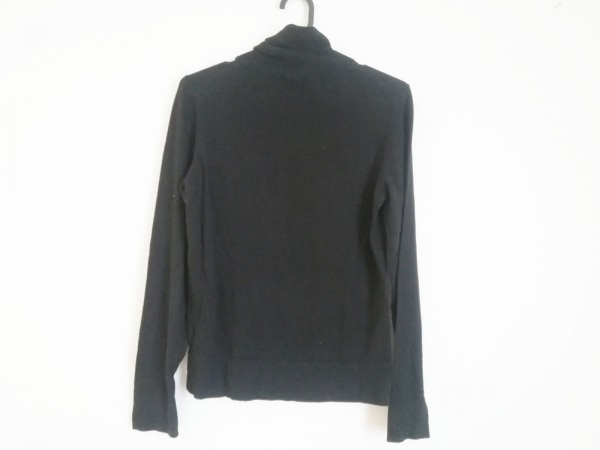 theory(セオリー) 長袖セーター サイズ2 S レディース 黒 タートルネック