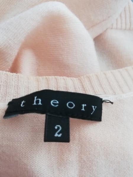theory(セオリー) 長袖セーター サイズ2 S レディース アイボリー