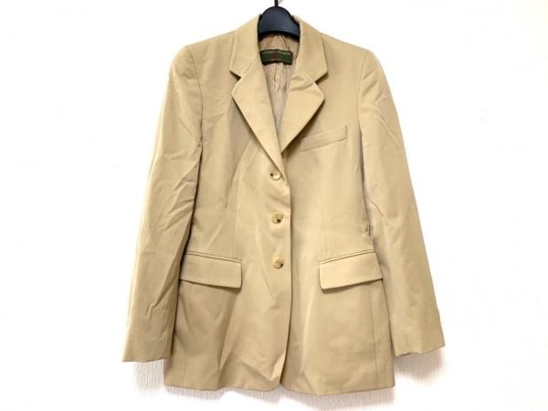 LUCIANO BARBERA(ルチアーノバルベラ) ジャケット サイズ38 M レディース ブラウン