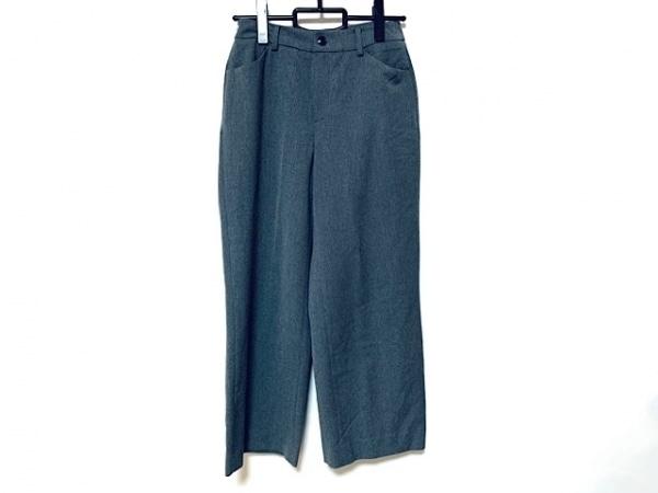 B3 B-THREE(ビースリー) パンツ サイズM レディース美品  グレー