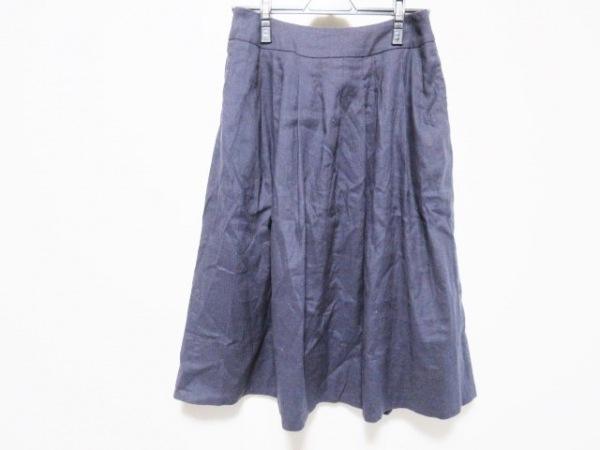 Sybilla(シビラ) ロングスカート サイズ1 S レディース パープル