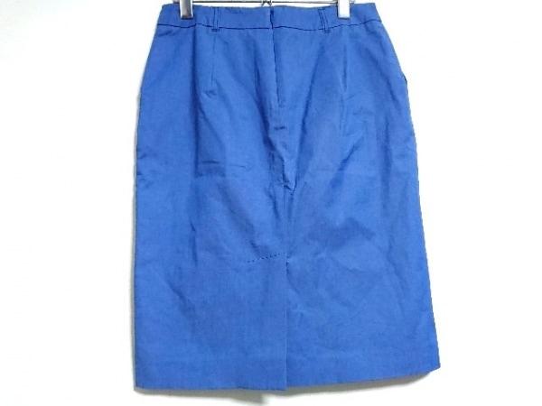Max Mara(マックスマーラ) スカート サイズ40(J) レディース美品  ブルー