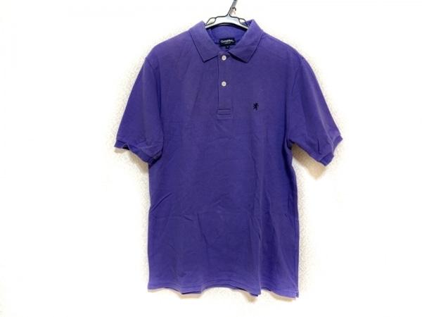 Gymphlex(ジムフレックス) 半袖ポロシャツ サイズL メンズ パープル
