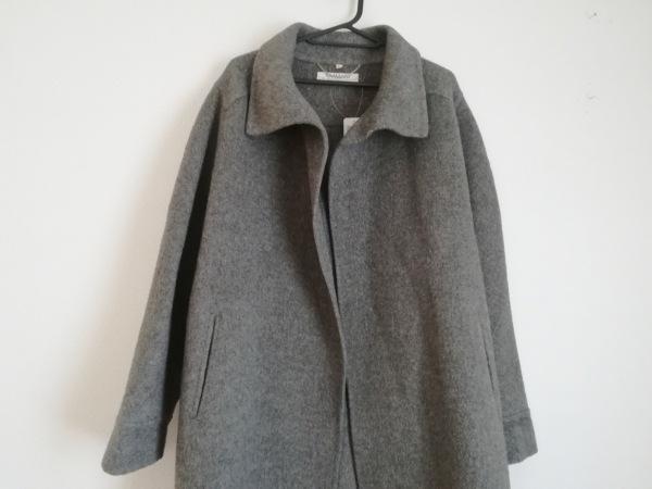 KAMANTA(カマンタ) コート サイズ44 L レディース美品  グレー 冬物