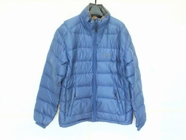 GOLITE(ゴーライト) ダウンジャケット サイズS メンズ ブルー