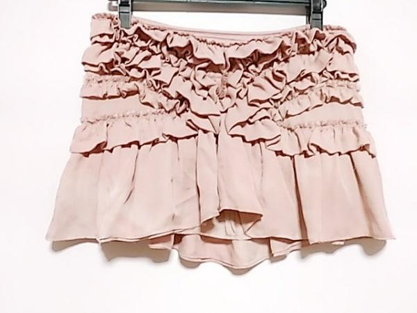 ISABEL MARANT(イザベルマラン) スカート サイズ38 M レディース ピンク フリル