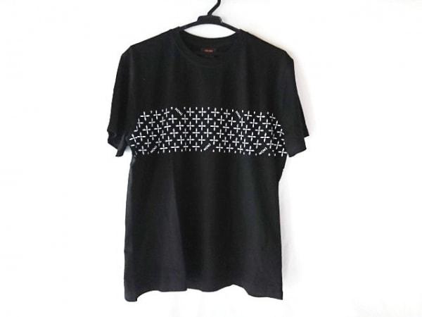 NUMBER (N)INE(ナンバーナイン) 半袖Tシャツ サイズF メンズ 黒×白 MARLBORO