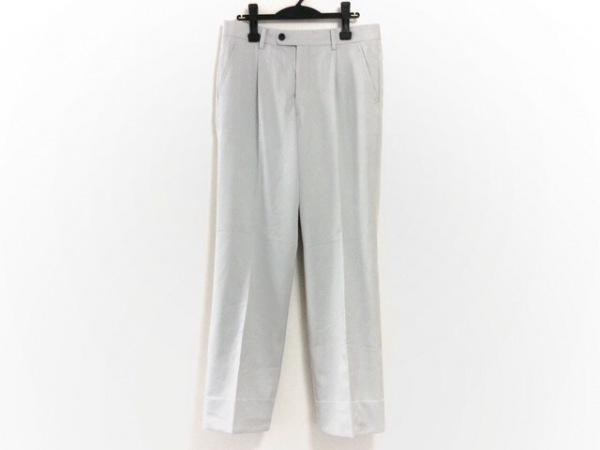 LANVIN(ランバン) パンツ サイズ85 メンズ ライトグレー