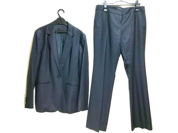 ICB(アイシービー) レディースパンツスーツ サイズ44 L レディース新品同様  黒