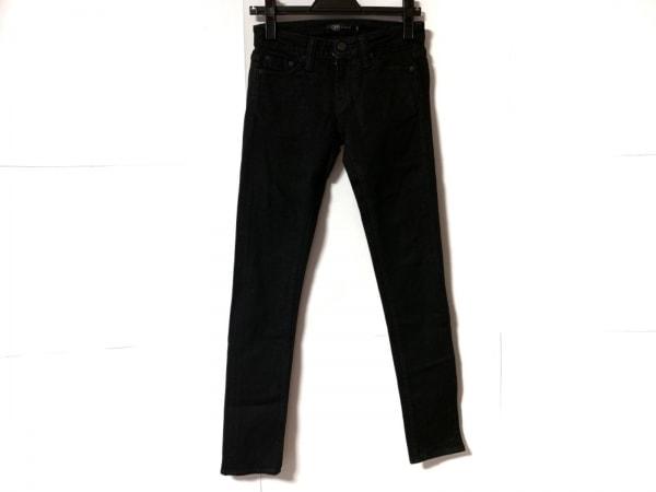JET LOS ANGELES(ジェット) ジーンズ サイズ25 XS レディース 黒