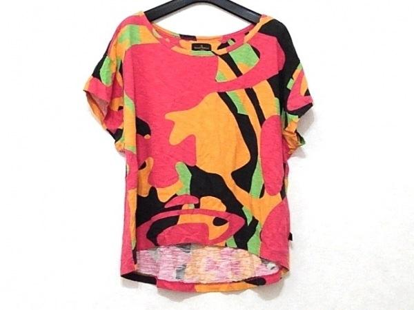 ヴィヴィアンウエストウッドアングロマニア 半袖Tシャツ サイズL レディース