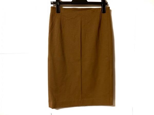 whim gazette(ウィムガゼット) スカート サイズ38 M レディース ブラウン
