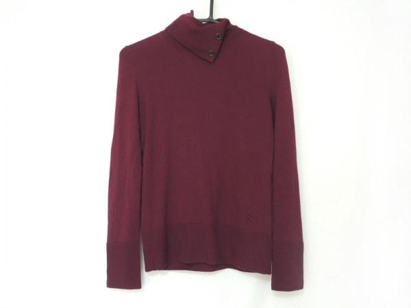 バーバリーロンドン 長袖セーター サイズ1 S レディース美品  パープル