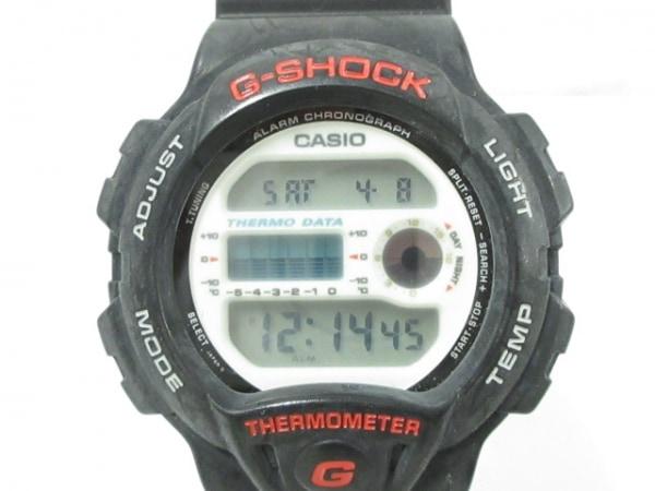 CASIO(カシオ) 腕時計 G-SHOCK DW-6100 メンズ 白