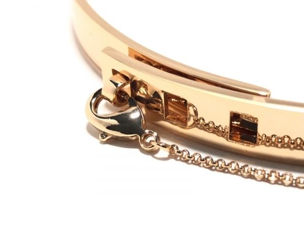 EDDIE BORGO(エディボルゴ) チョーカー美品  金属素材 ピンクゴールド