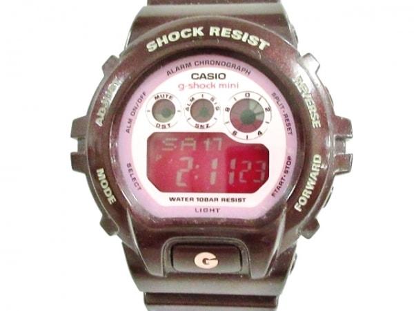CASIO(カシオ) 腕時計 g-shock mini GMN-692 メンズ ラバーベルト ピンク