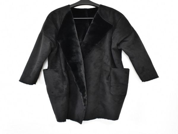 SCOTCLUB(スコットクラブ) コート サイズ9 M レディース新品同様  - - 黒