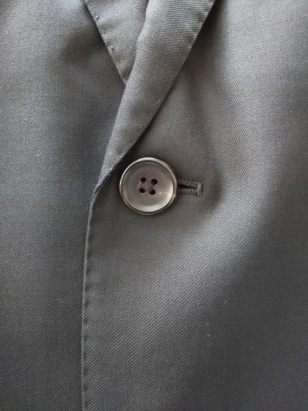 COMME CA MEN(コムサメン) ジャケット サイズ46 XL メンズ 黒