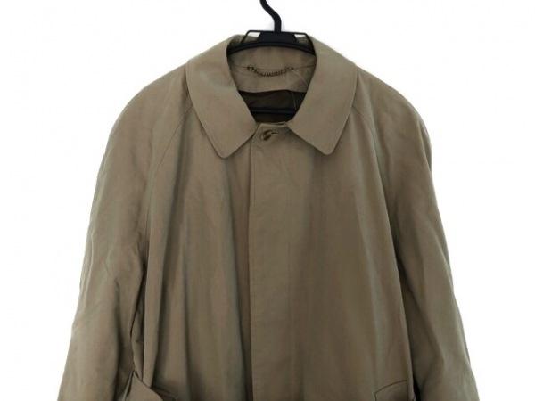 PaulStuart(ポールスチュアート) コート サイズ40 M メンズ カーキ 冬物