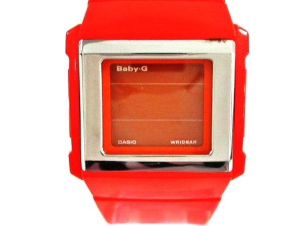 CASIO(カシオ) 腕時計美品  Baby-G BG-2000 レディース オレンジ