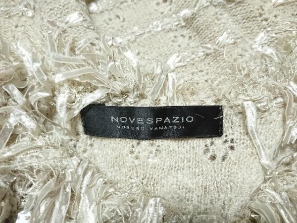 ノーベスパジオ ノースリーブカットソー サイズ38 M レディース新品同様  ベージュ