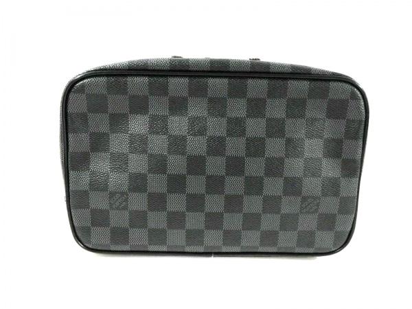 ルイヴィトン ポーチ ダミエグラフィット美品  トゥルース・トワレ GM N47521