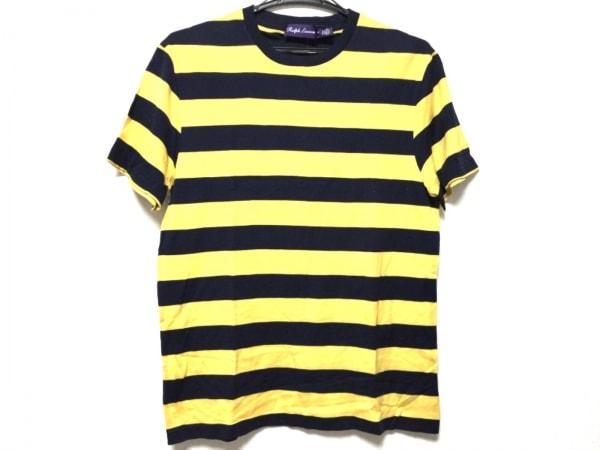 ラルフローレンコレクション パープルレーベル 半袖Tシャツ サイズS メンズ美品