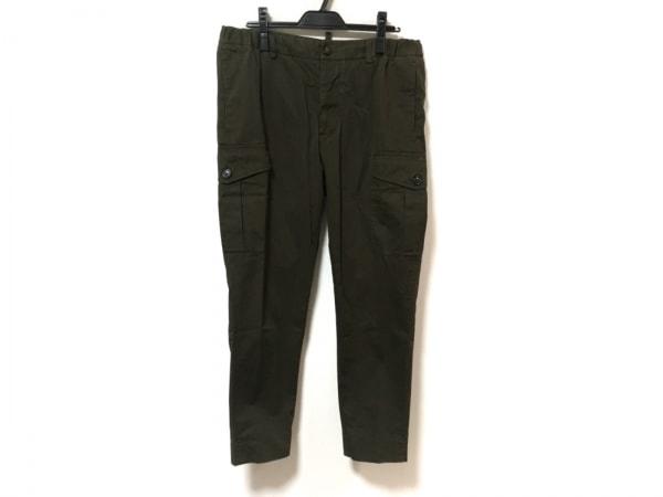 DSQUARED2(ディースクエアード) パンツ サイズ48 M メンズ カーキ