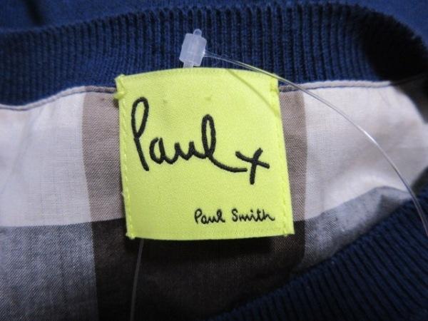 Paul+ PaulSmith(ポールスミスプラス) カーディガン サイズM レディース ネイビー