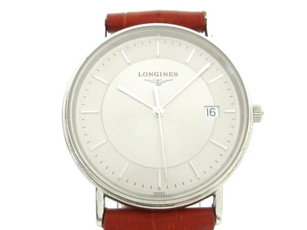 LONGINES(ロンジン) 腕時計 グランドクラシック L4.720.4 メンズ シルバー
