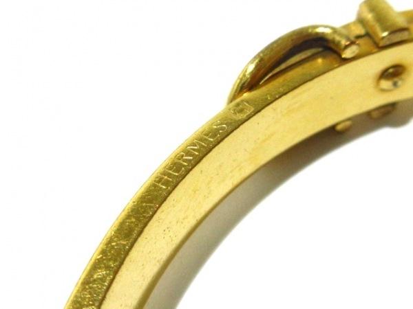 HERMES(エルメス) バングル美品  ジャンピング 金属素材 5