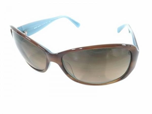 Maui Jim(マウイジム) サングラス MJ295-03 ブラウン×ライトブルー プラスチック
