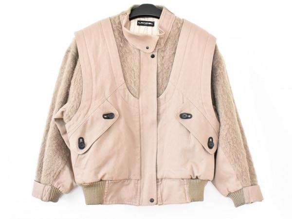 LANCEL(ランセル) コート サイズ9 メンズ美品  ブラウン 肩パッド