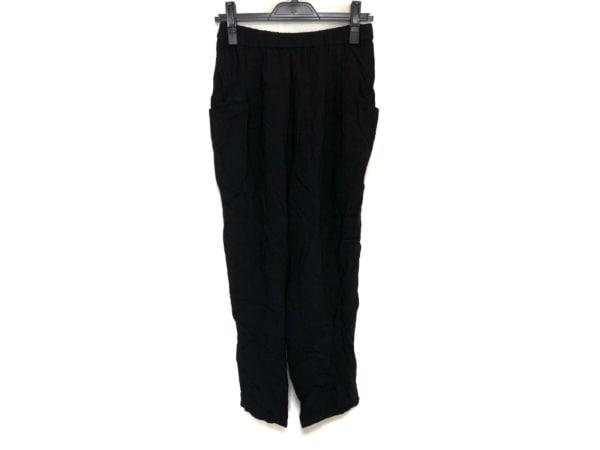 慈雨(ジウ/センソユニコ) パンツ サイズ40 M レディース 黒 サルエルパンツ