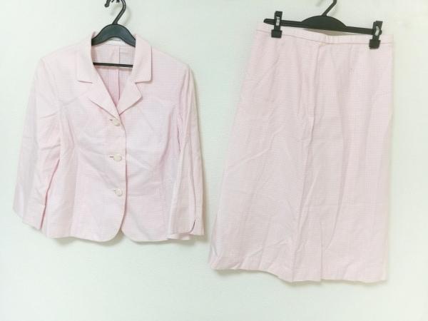 lapine rouge(ラピーヌルージュ) スカートスーツ レディース ピンク