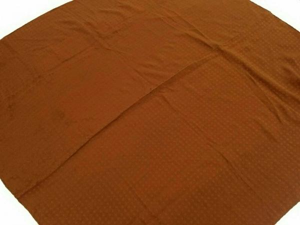 CHANEL(シャネル) スカーフ美品  ブラウン ココマーク