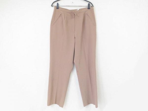 Leilian(レリアン) パンツ サイズ13+ S レディース ブラウン