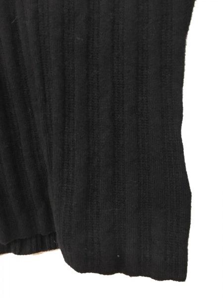 snidel(スナイデル) 長袖セーター サイズF F レディース 黒×白×マルチ