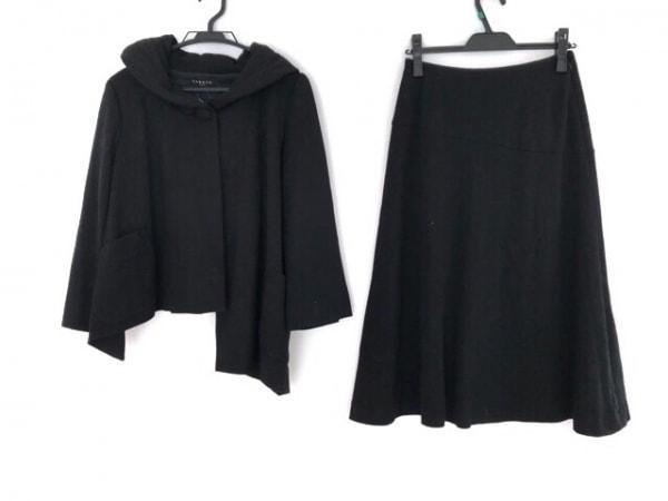 TABASA(タバサ) スカートスーツ サイズ36 S レディース 黒