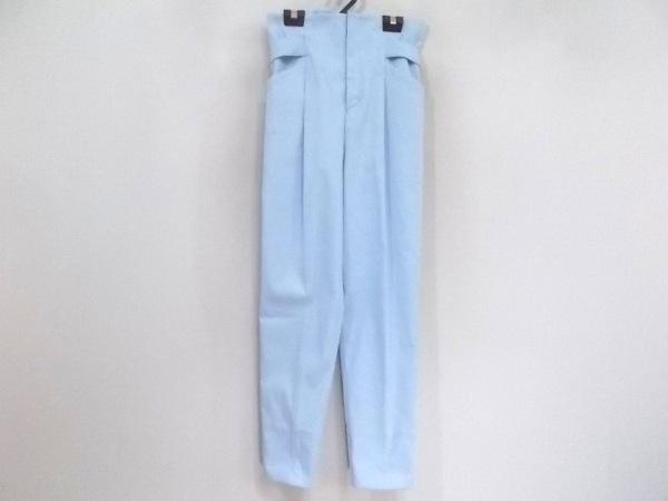 ADORE(アドーア) パンツ サイズ38 M レディース ライトブルー