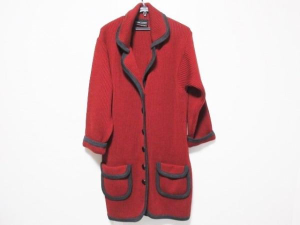 RENA LANGE(レナランゲ) ジャケット サイズ38 M レディース ブラウン×ダークグレー