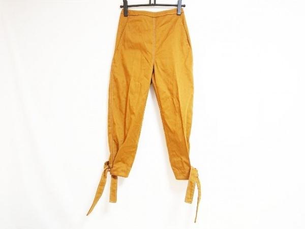 CEDRIC CHARLIER(セドリック シャルリエ) パンツ サイズ38 M レディース ブラウン