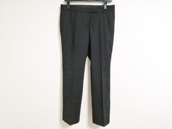 TOMORROWLAND(トゥモローランド) パンツ サイズ38 M レディース 黒 REGGIANI
