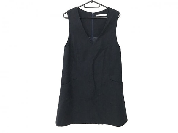 IENA(イエナ) ワンピース サイズ36 S レディース美品  黒