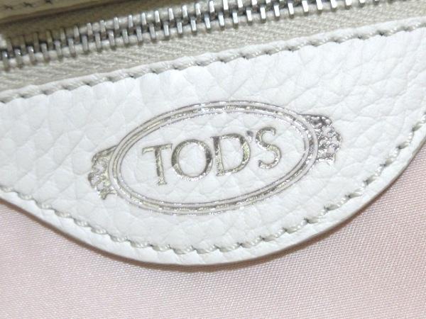 TOD'S(トッズ) ハンドバッグ ジョイバッグスモール 白 レザー
