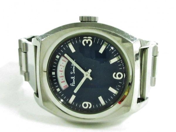 PaulSmith(ポールスミス) 腕時計 - メンズ ネイビー